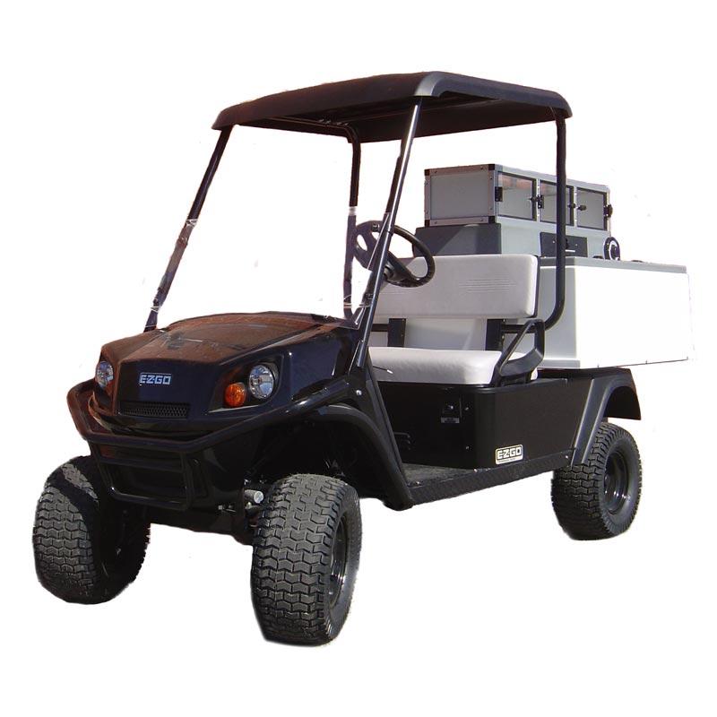 Fairway Café EZ Low Boy - - E-Z-Go Beverage Cart Conversion