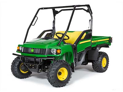 John Deere Cart