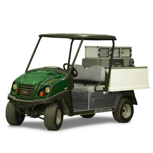 Fairway Café CC 500 Low Boy – Club Car Beverage Cart Conversion