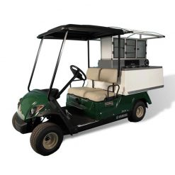 Fairway Café Yamaha Short Roof - Yamaha Beverage Cart Conversion