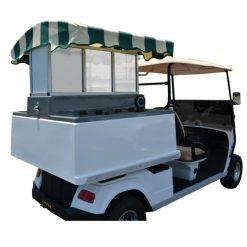 Fairway Café Star Standard-Star Golf Beverage Cart Conversion