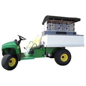 John Deere Grande Fairway Cafe Golf Beverage Cart