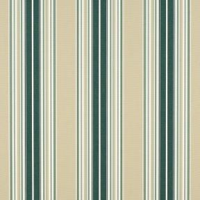 "46"" 4932 Forest Green/Beige/Nat Fancy Stripe"