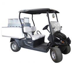 Fairway Café EZ Low Boy-EZ-GO Golf Beverage Cart Conversion