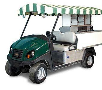 Fairway Cafe Club Car
