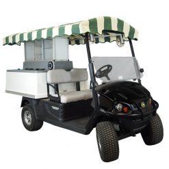 E Z Go Fairway Cafe Golf Beverage Carts