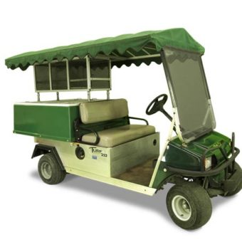 First Fairway Cafe Beverage Cart Conversion
