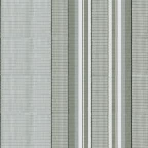 "47"" 633/79 Grey Rib Stripe"