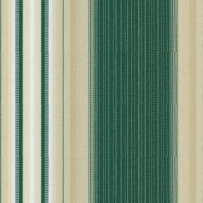 "Stripe 47"" 636/5 Forest/Beige/Cream"