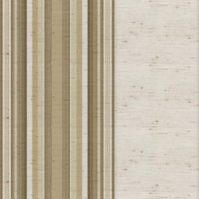 "Stripe 47"" 639/99 Beige/Brown Slub"
