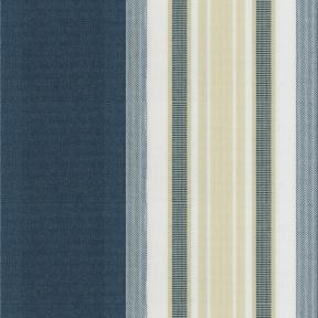 "Stripe 47"" 641/10 Navy/Beige"