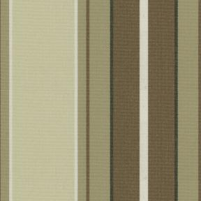 "47"" 158 Chocolate Brown/Natural Stripe"