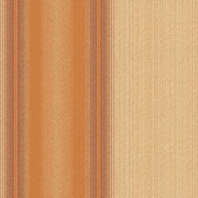 "47"" 5355/54 Burnt Orange Mimosa Stripe"
