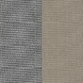 "47"" 5369 Charcoal Brown Stripe"