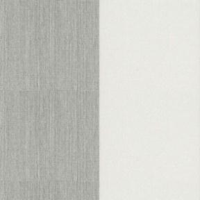"47"" 5372 Gray/White Stripe"